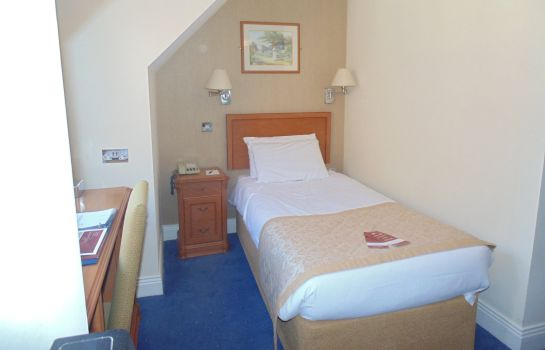 Single room (standard) Derougemont Manor Hotel & Suites