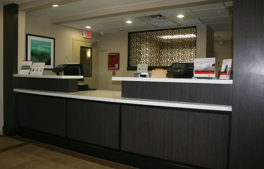 Hol hotelowy Candlewood Suites COLLEGE STATION AT UNIVERSITY