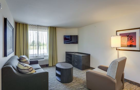 Habitación Candlewood Suites COLLEGE STATION AT UNIVERSITY
