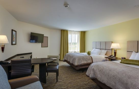 Zimmer Candlewood Suites COLLEGE STATION AT UNIVERSITY