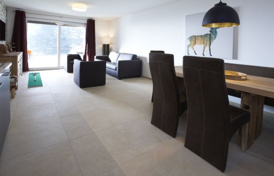 Innenansicht Ski & Golf Suites Zell am See by Alpin Rentals