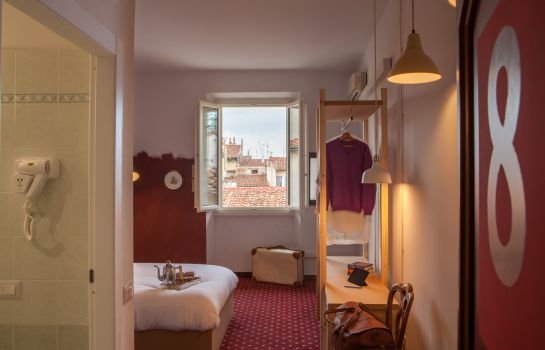 Doppelzimmer Standard Florence Dome Hotel