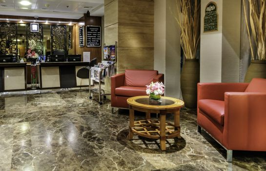 Hotelhalle Executive Suites by Mourouj Gloria, Superior Hotel Apartments