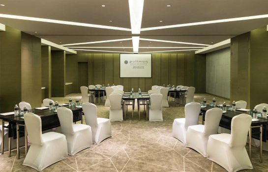 Conference room Pullman Nanjing Lukou Airport