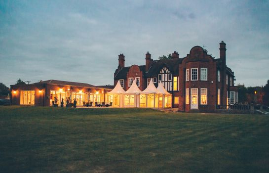 Taras Kelham House Country Manor Hotel