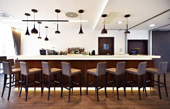 Bar del hotel Hilton Garden Inn Milan North