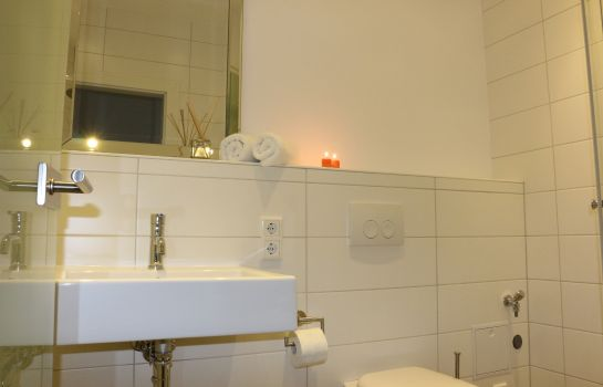 Badezimmer Appartements an der Therme