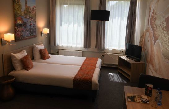 Double room (standard) Amsterdam Teleport Hotel