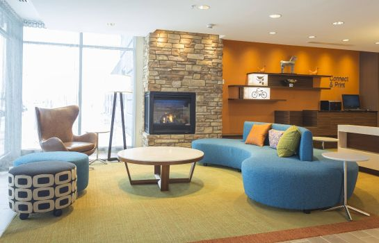 Hall Fairfield Inn & Suites Jamestown
