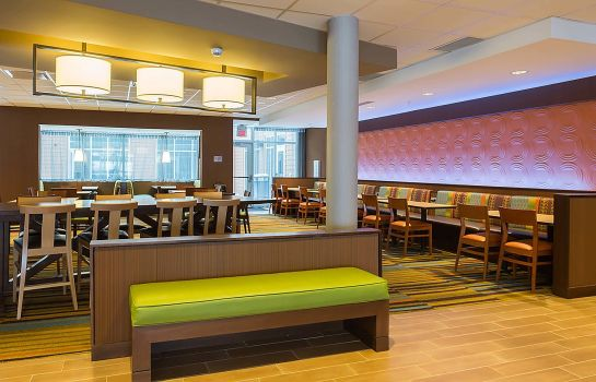Ristorante Fairfield Inn & Suites Jamestown