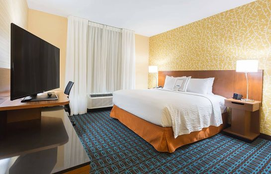 Suite Fairfield Inn & Suites Jamestown