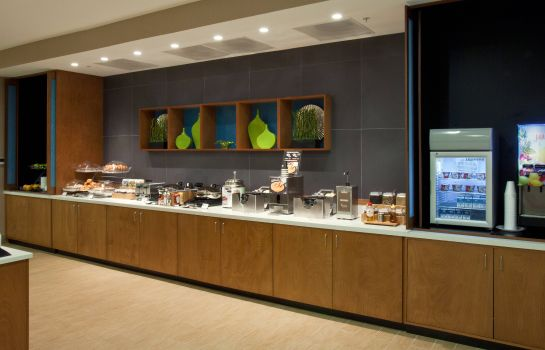 Restaurant SpringHill Suites Mobile