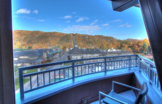 Room Courtyard Gatlinburg
