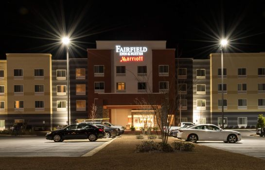 Vista exterior Fairfield Inn & Suites Atmore