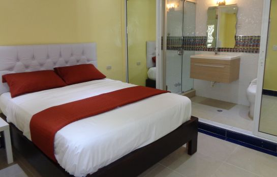 Double room (standard) Puerto Malecon Hotel Boutique