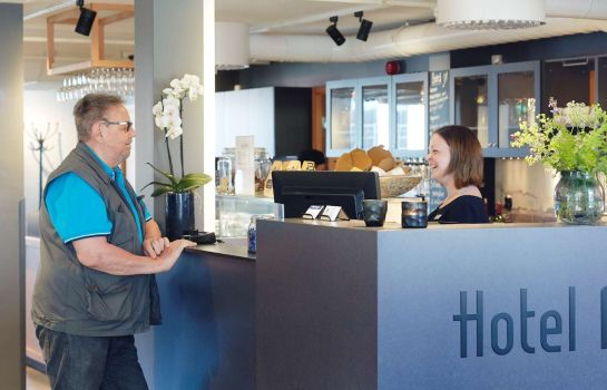 Hol hotelowy Best Western Magasinet