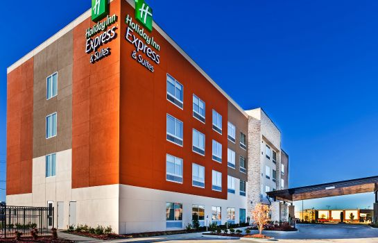 Vista exterior Holiday Inn Express & Suites TULSA WEST - SAND SPRINGS
