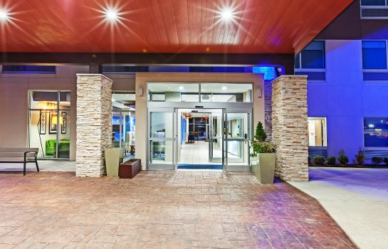 Buitenaanzicht Holiday Inn Express & Suites TULSA WEST - SAND SPRINGS