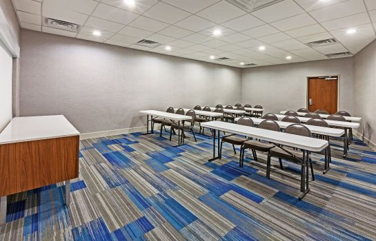 Sala de reuniones Holiday Inn Express & Suites TULSA WEST - SAND SPRINGS