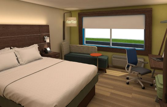 Kamers Holiday Inn Express & Suites TULSA WEST - SAND SPRINGS