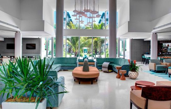 Hall Residence Inn Miami Beach Surfside