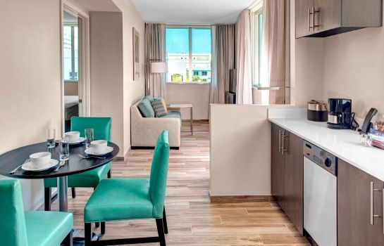 Suite Residence Inn Miami Beach Surfside