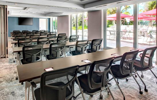 Sala congressi Residence Inn Miami Beach Surfside