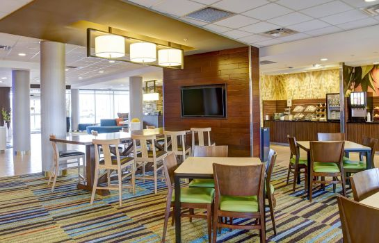 Restaurante Fairfield Inn & Suites Rochester Mayo Clinic Area/Saint Marys