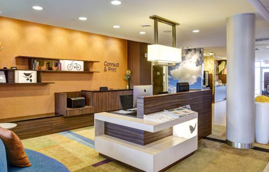 Info Fairfield Inn & Suites Rochester Mayo Clinic Area/Saint Marys