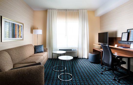 Habitación Fairfield Inn & Suites Rochester Mayo Clinic Area/Saint Marys