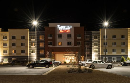 Buitenaanzicht Fairfield Inn & Suites Atmore