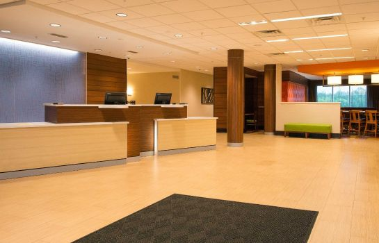 Hol hotelowy Fairfield Inn & Suites Atmore