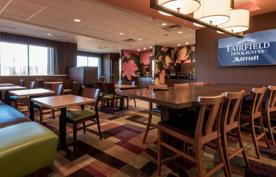 Restaurante Fairfield Inn & Suites Atmore