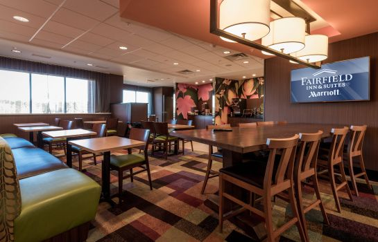 Restaurante Fairfield Inn & Suites Atmore Fairfield Inn & Suites Atmore