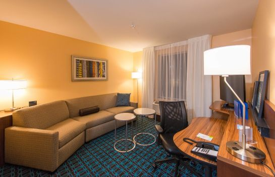 Suite Fairfield Inn & Suites Atmore
