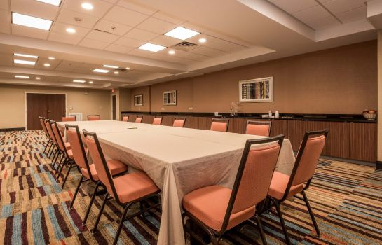Sala de reuniones Fairfield Inn & Suites Atmore
