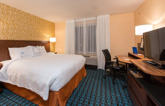 Zimmer Fairfield Inn & Suites Atmore