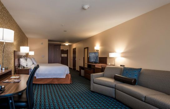 Camera Fairfield Inn & Suites Atmore