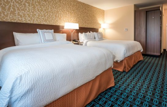 Kamers Fairfield Inn & Suites Atmore