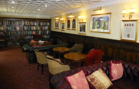 Hotelhalle Atherstone Red Lion