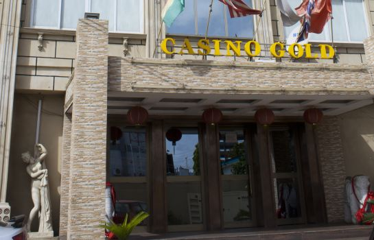 Exterior view Casino Gold Hotel