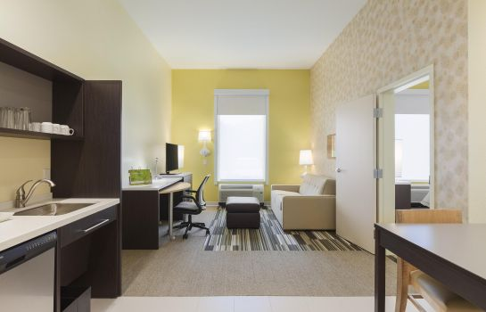 Room Home2 Suites by Hilton Canton
