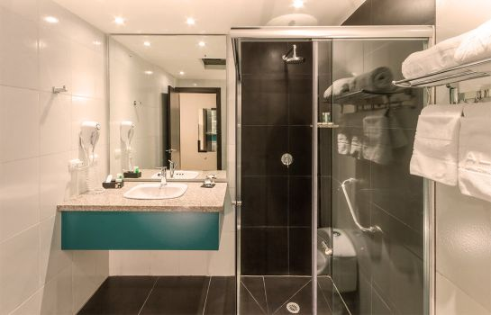 Bagno in camera Valgus Hotel & Suites