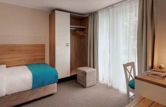 Single room (standard) Seereich Hotel - Pension