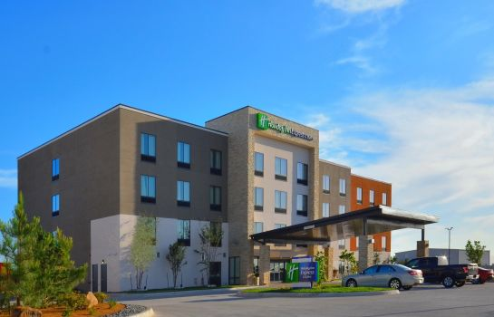 Außenansicht Holiday Inn Express & Suites OKLAHOMA CITY MID - ARPT AREA