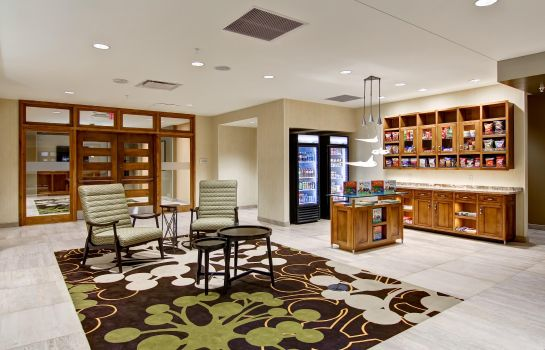 Lobby Homewood Suites by Hilton Cincinnati-Downtown