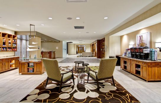 Hall de l'hôtel Homewood Suites by Hilton Cincinnati-Downtown