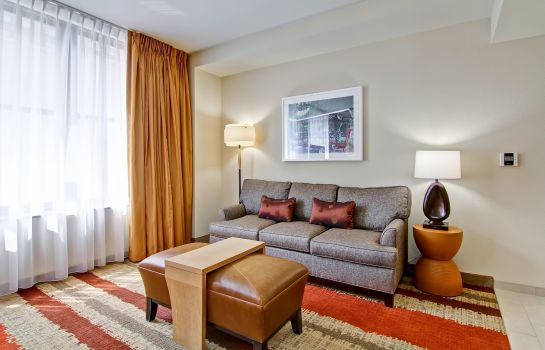 Suite Homewood Suites by Hilton Cincinnati-Downtown