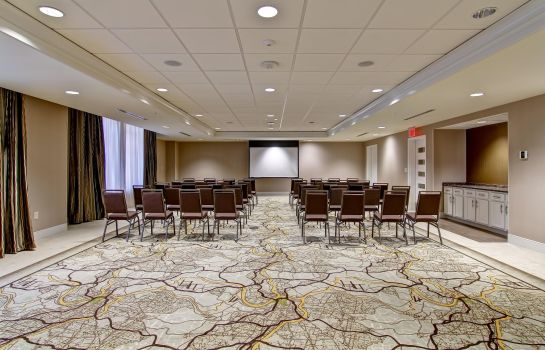 Conference room Homewood Suites by Hilton Cincinnati-Downtown