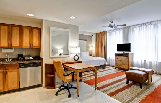 Chambre Homewood Suites by Hilton Cincinnati-Downtown